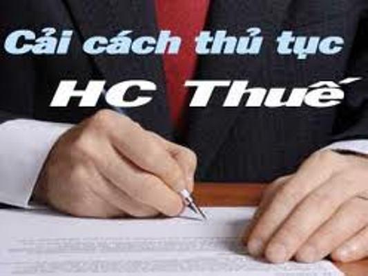 Cải cách thuế: Khi Việt Nam còn