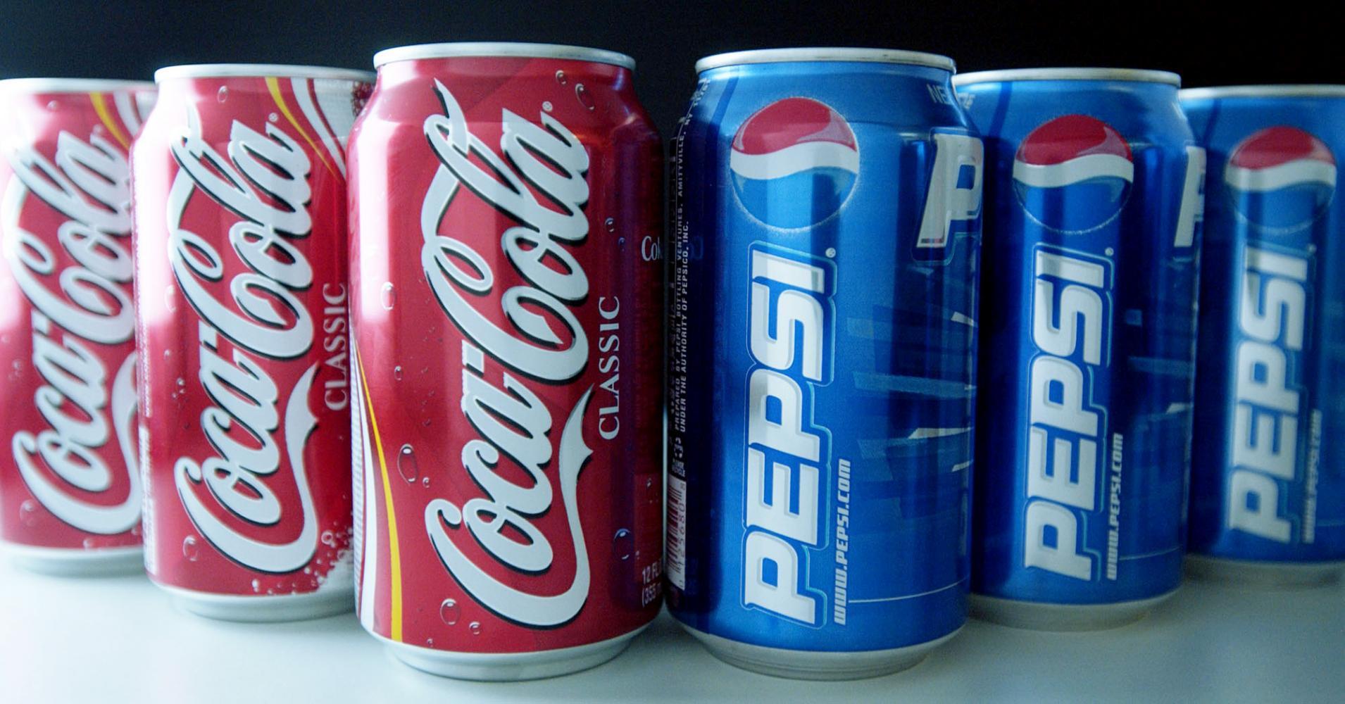 Cơ quan thuế sẽ thanh tra Coca Cola, Pepsi
