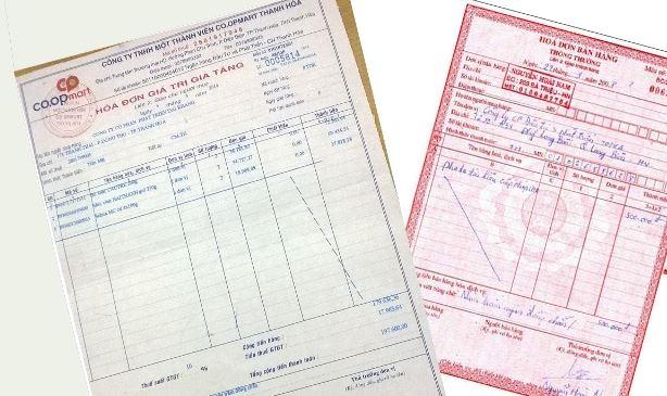 Hướng dẫn lập hóa đơn, chứng từ kế toán