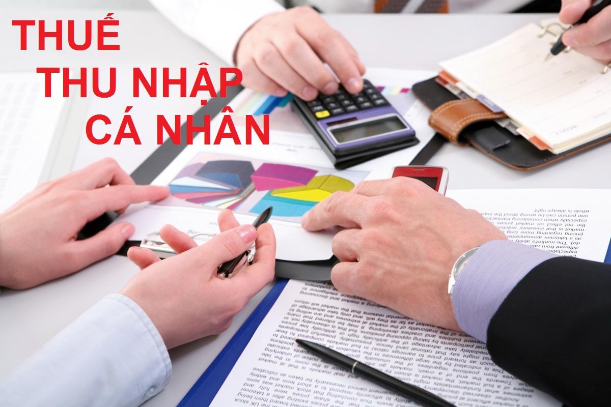 Hướng dẫn các thủ tục đăng ký thuế thu nhập cá nhân
