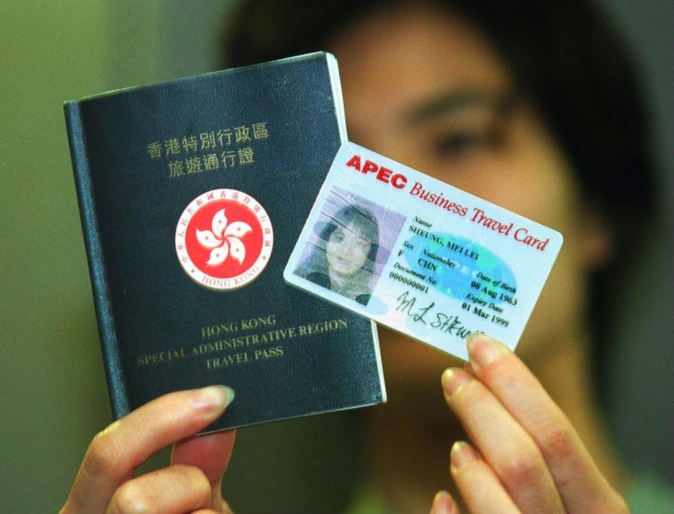 Lợi ích của doanh nhân khi sở hữu thẻ APEC