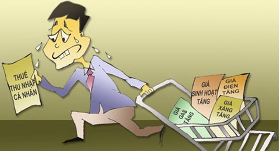 Quy định mới về thuế thu nhập cá nhân 2014