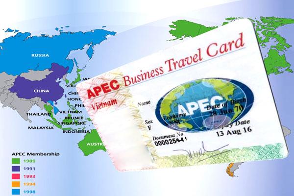 Thẻ doanh nhân APEC và những điều cần biết